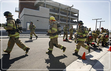 Fire Academy Training